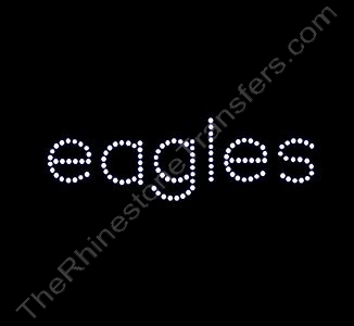 eagles - Rhinestone Design File Download